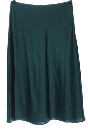 Another Label Jupe taille haute turquoise élégant