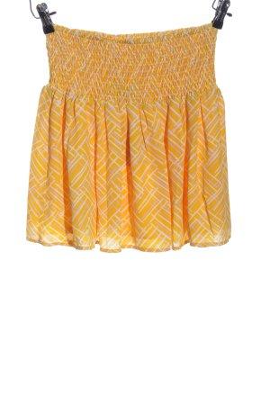 Another Label Mini-jupe imprimé allover style décontracté