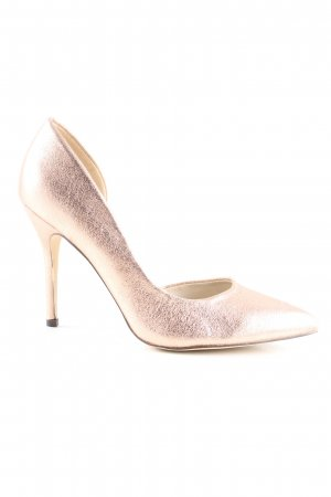 another pair of shoes High Heels creme Casual-Look