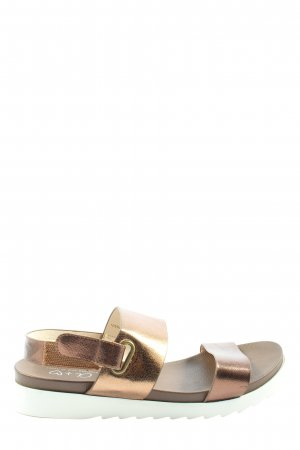 another pair of shoes Plateau-Sandalen