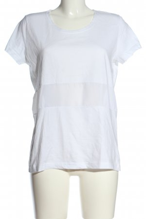 another woman T-shirt biały W stylu casual
