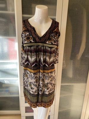 Ana Alcazar Empire Dress multicolored