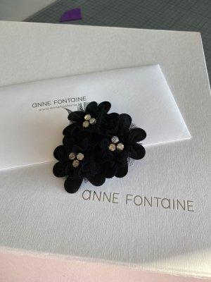 Anne Fontaine Porte-clés noir
