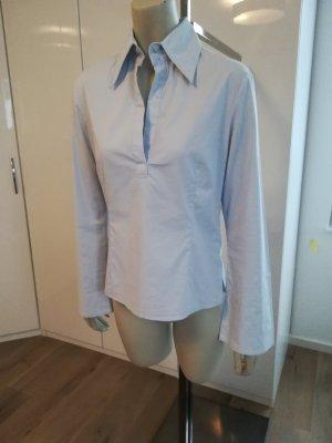 Mango Long Sleeve Shirt light blue