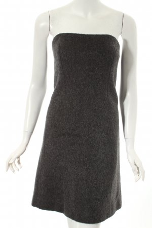 Anteprima Wollen jurk grijs simpele stijl