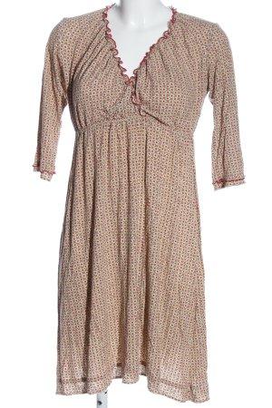 Anthology Avoca A-lijn jurk volledige print casual uitstraling