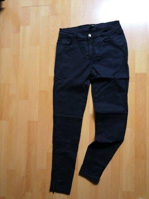 Anthrazit-Farben Jeans von Mango