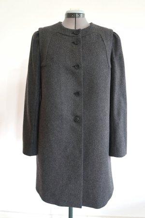COS Manteau d'hiver gris anthracite-gris foncé