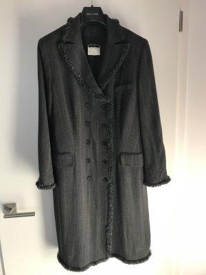 Anthrazitfarbenes Mantelkleid von RENA LANGE