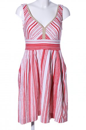 Anthropologie A Line Dress striped pattern casual look