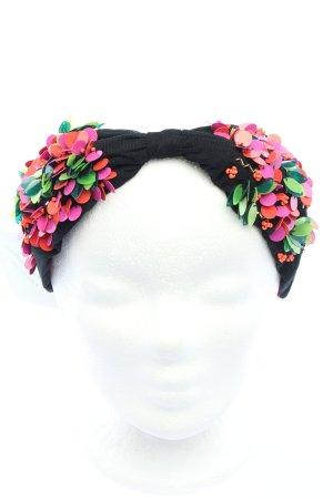 Anthropologie Cerchietto per capelli multicolore stile stravagante