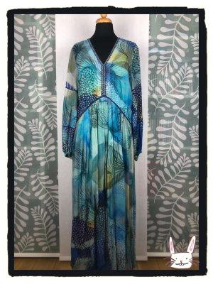 Anthropologie Tunic Dress multicolored viscose