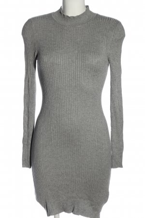 Anti Blue Tube Dress light grey casual look