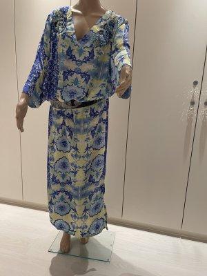 Antica Santoria Kleid gr L/xL mit Gürtel neu mit Etikett