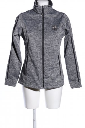 Antigua Sports Jacket light grey-black flecked casual look