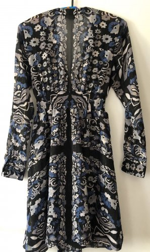Antik Batik Hippiejurk veelkleurig Polyester