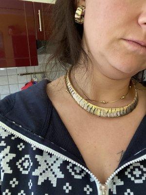 Antik Halskette/ Ohrringe aus 60-er Jahre
