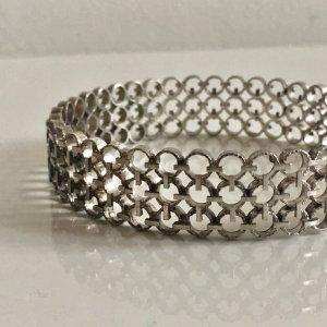 Antik Sterling Silber 925 Armband Silberarmband Armreif Silberarmreif Design Elegant