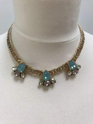 Anton Heunis Necklace gold-colored-turquoise