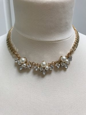 Anton Heunis Necklace white-gold-colored