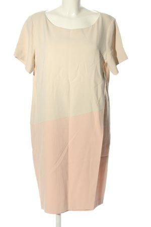 Antonelli Firenze Sukienka z krótkim rękawem kremowy-nude W stylu casual
