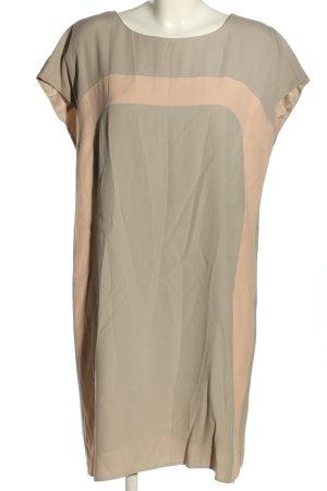 Antonelli Firenze Sukienka koszulowa kremowy-nude W stylu casual