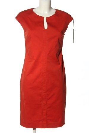 Antonelli Firenze Sukienka midi czerwony Prosty styl