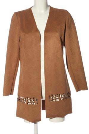 Antonello Serio Cardigan brown casual look