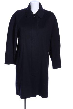 Antonette - Franz Haushofer Manteau en laine noir style décontracté