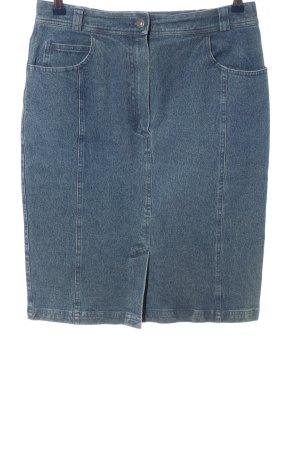 antonette Jeansowa spódnica niebieski W stylu casual
