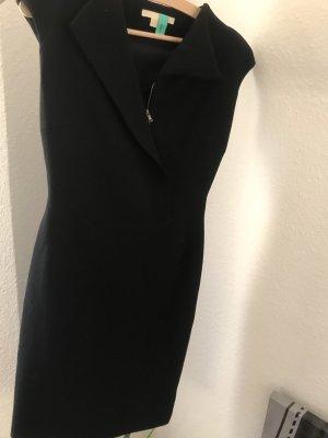 Antonio berardi Vestito di lana nero Lana