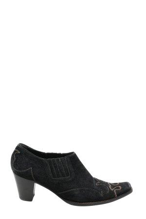 Antonio de Luca Western Booties black casual look