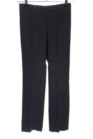 Antonio Fusco Jersey Pants blue business style