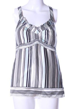 Antonio Melani Strappy Top striped pattern casual look