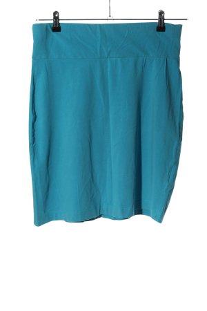 anukoo Bleistiftrock blau Casual-Look