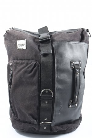 anvanda Travel Bag black-light grey casual look
