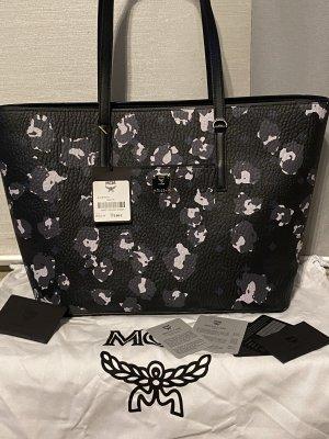 Anya Floral Leopard Shopper Medium