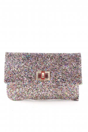 Anya hindmarch Pochette multicolore style d'affaires