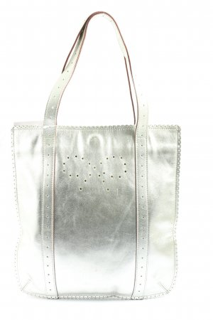 Anya hindmarch Carry Bag silver-colored casual look
