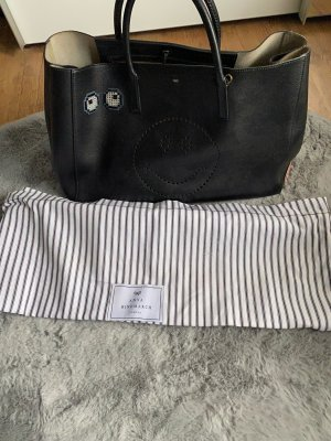 Anya hindmarch Handbag black leather