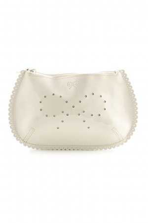 Anya hindmarch Mini Bag white business style