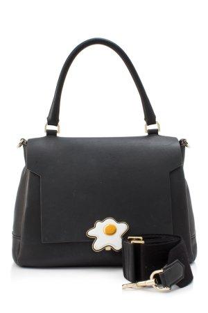 Anya hindmarch Satchel black leather