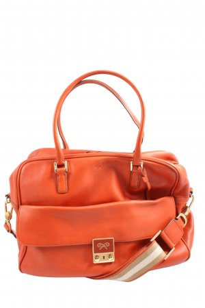 Anya hindmarch Crossbody bag light orange elegant