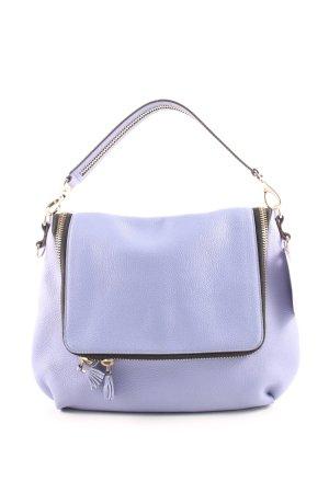Anya hindmarch Gekruiste tas lila zakelijke stijl