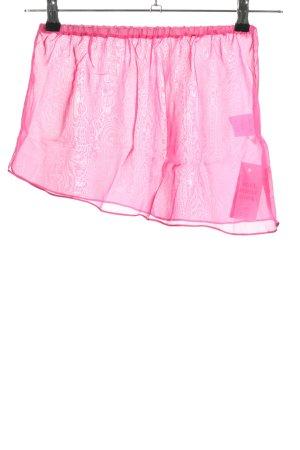Anya Maj Sottogonna rosa stile semplice