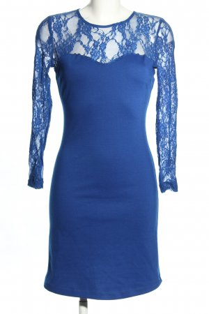 anymore Spitzenkleid blau Elegant
