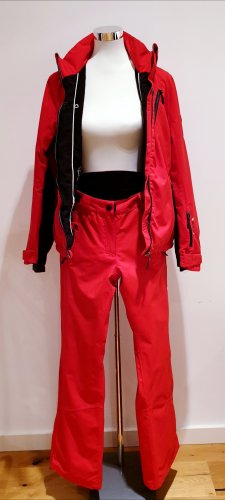 Anzoni Snow Pants black-red