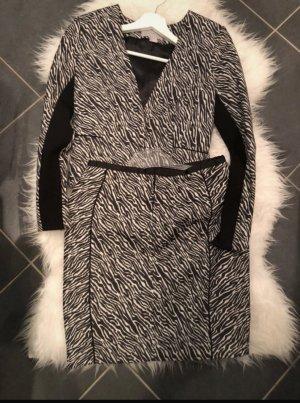 H&M Zakelijk pak zwart-wolwit