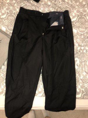 Brax Pantalón de vestir negro
