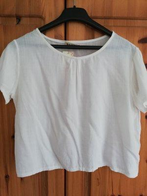 100% Fashion Damespak wit-donkerblauw